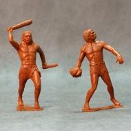 Пещерные люди, наб. из 2-х фигур 2