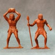 Пещерные люди, наб. из 2-х фигур 3
