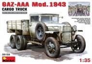 Грузовик типа ААА мод. 1943 г.