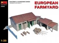 Европейский двор фермы