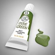 Оливковый зелёный