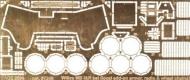 ФТД дополнительная броня, радио, колесные цепи Willys MB I&R (для Academy)