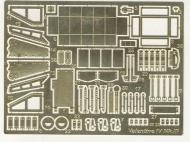 ФТД Valentine IV Mk.III (крепёж крыльев и инструментов, брызговики, ящик под канистры, экраны фар) - VM