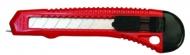 Нож с пистолетной ручкой, ручная фиксация 18 мм