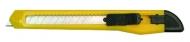 Нож с ручной фиксацией 9 мм