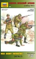 Пехота Красной Армии N2
