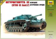 Немецкая САУ Штурмгешутц III F