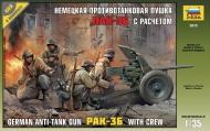 Немецкая пушка ПАК-36