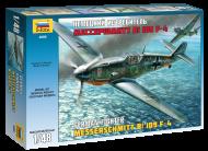 Самолет Мессершмитт BF-109F4