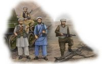 Солдаты Afghan Rebels