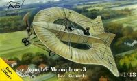 Lee-Richards Annular Monoplane №3