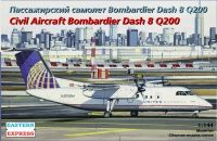 Dash 8 Q200 United Experss / Continental