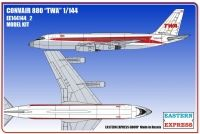 Convair 880 TWA (Limited Edition)